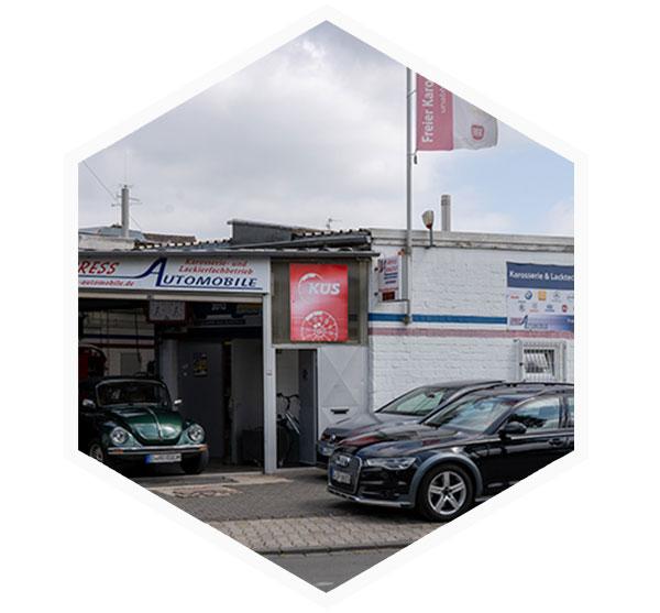 Ihre KFZ Werkstatt in Düsseldorf